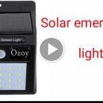#_solar_emergency_light how to make solar emergency light at home
