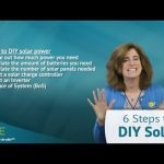 6 Steps to Design a DIY Off Grid Solar Power System