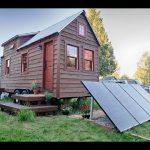 Tiny House Solar System for High Power Use