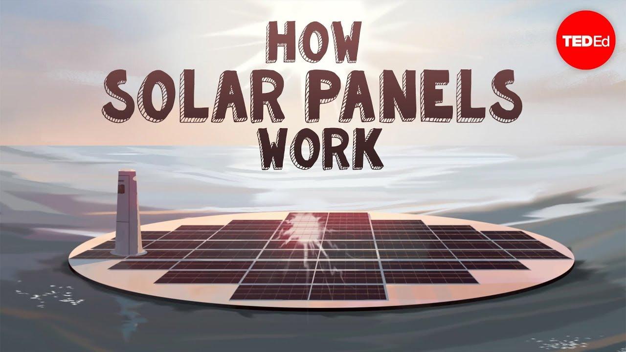How do solar panels work? – Richard Komp