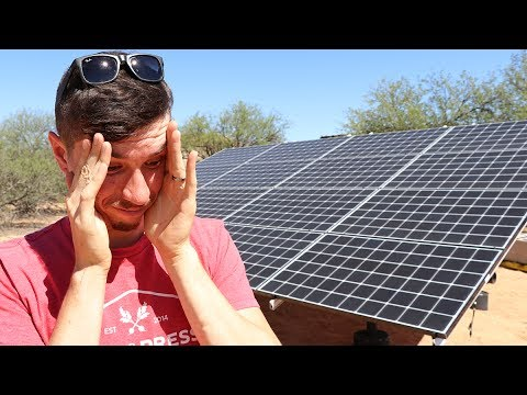 Air Conditioning On Off Grid Solar… Can It Be Done?